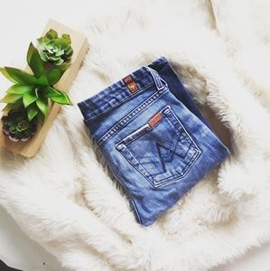 7 for all Mankind | Denim Boot Cut Jeans